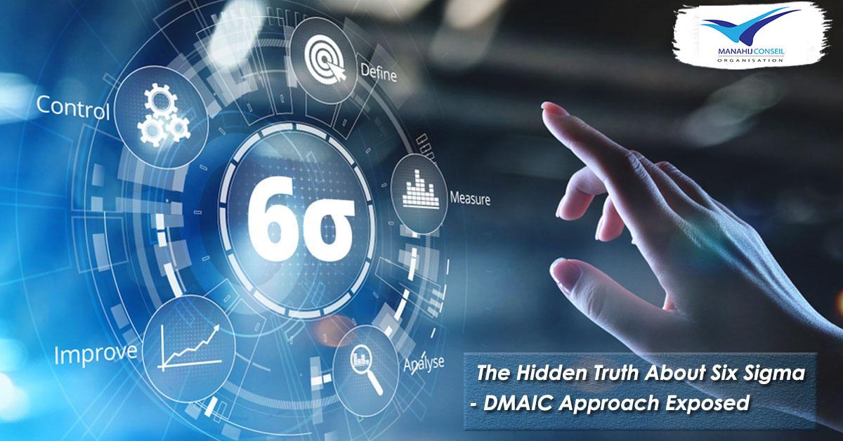 six-sigma-DMAIC-approach